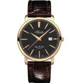 Atlantic Super De Luxe vyriški laikrodžiai 64351.44.81