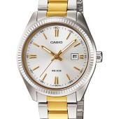 CASIO klasikiniai moteriški laikrodžiai LTP1302SG-7A