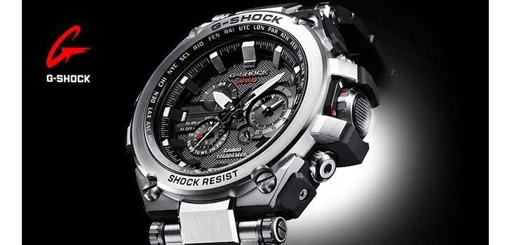 CASIO G-Shock laikrodžiai
