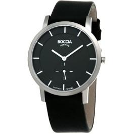 Boccia vyriški titaniniai laikrodžiai 3540-02