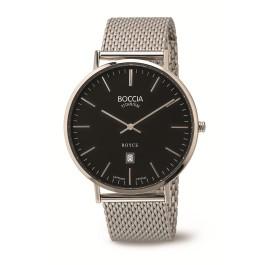 Boccia titaniniai vyriški laikrodžiai 3589-07