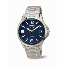 Boccia titaniniai vyriški laikrodžiai 3591-03