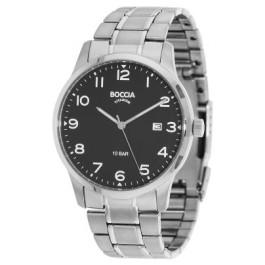Boccia titaniniai vyriški laikrodžiai 3596-01