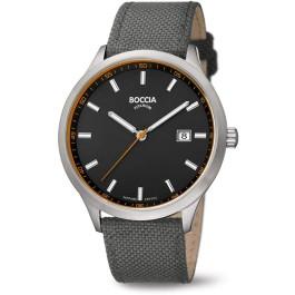 Boccia vyriški titaniniai laikrodžiai 3614-01