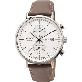 Boccia titaniniai vyriški laikrodžiai 3752-01