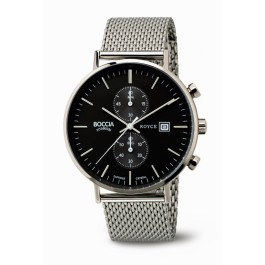 Boccia titaniniai vyriški laikrodžiai 3752-02