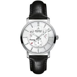Atlantic vyriški šveicariški laikrodžiai 63560.41.21