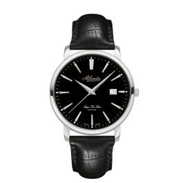 Atlantic Super De Luxe Quartz vyriški laikrodžiai 63560.41.61