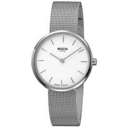 Boccia titaniniai moteriški laikrodžiai 3279-04