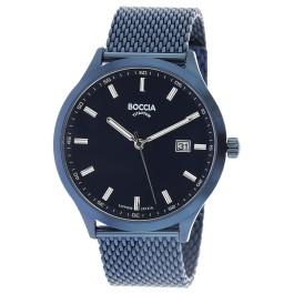 Boccia vyriški titaniniai laikrodžiai 3614-05