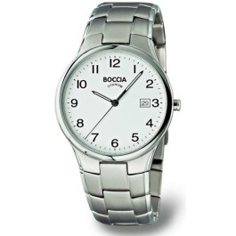 Boccia vyriški titaniniai laikrodžiai 3512-08