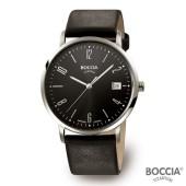 Boccia vyriški titaniniai laikrodžiai 3557-02