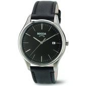 Boccia titaniniai vyriški laikrodžiai 3587-02