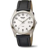 Boccia titaniniai vyriški laikrodžiai 3608-13