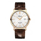 Atlantic Super De Luxe vyriški laikrodžiai 63560.41.61