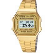 CASIO elektroniniai laikrodžiai A168WG-9EF