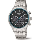 Boccia titaniniai vyriški laikrodžiai 3750-04