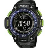 CASIO vyriški sportinii laikrodžiai SGW-1000-2BER