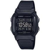 CASIO elektroniniai laikrodžiai W-800H-1BVES