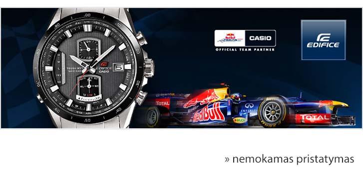 CASIO Edifice laikrodžiai