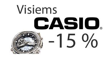 CASIO 15 proc